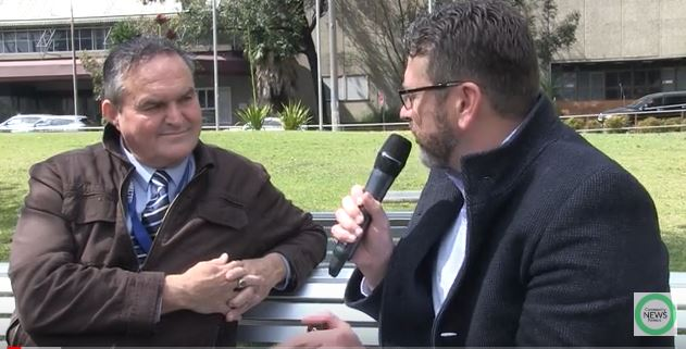 Clr Chris Holstein, Deputy Mayor talks frankly in an exclusive interview.