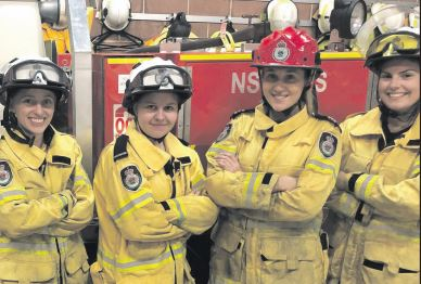 Wamberal Fire Station is back and ready for this year's fire season
