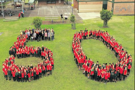 Wyoming Public School celebrates 50 years this year.