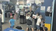 Busy time at Central Coast Marine Discovery Centre