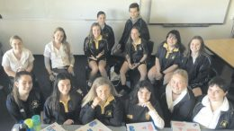 Brisbane Water Secondary College Woy Woy campus students