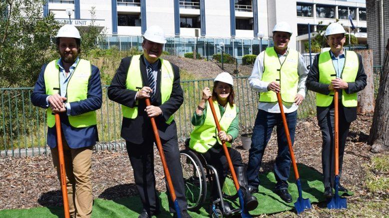 Gosford Private Hospital Redevelopment Start