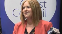 Central Coast Mayor Lisa Matthews