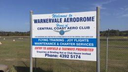 Warnervale Airport