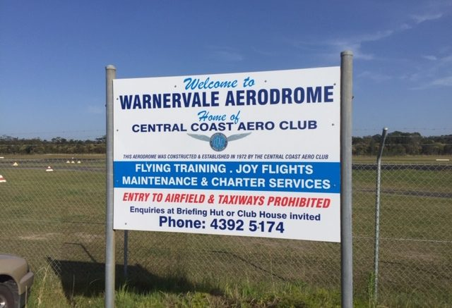 Warnervale Airport