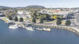 Woy Woy wharf plans