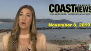 Georgia Lienemann and this is Coast Community News Friday 5@5
