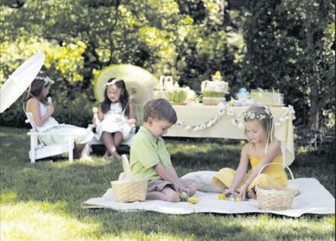 Garden Party will be held in Saratoga