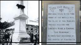 Kincumber War Memorial