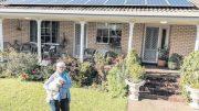 Solar house panels