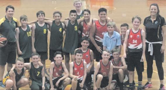 Wamberal Public School Basketball