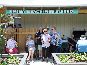 Umina Men's Shed