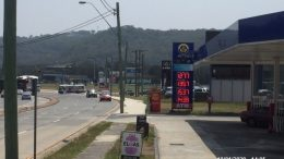 Petrol Station, West Gosford