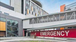 Gosford Hospital's emergency department