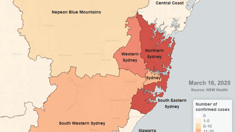 Two Confirmed Cases Of Covid 19 On Coast Central Coast Community News